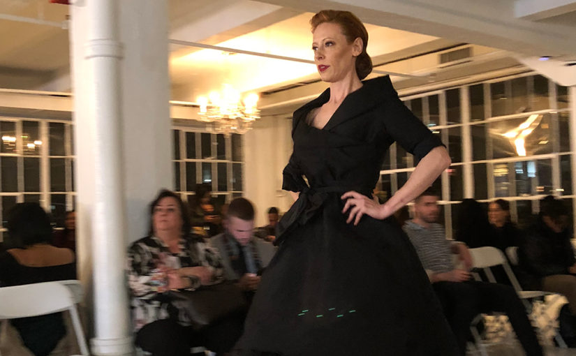 Robert Greco Collection at Small Boutique Fashion Week Season 13